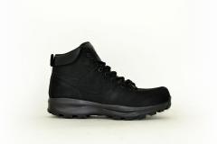 Nike Manoa Leather schwarz