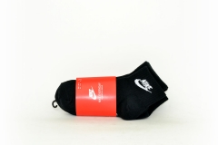 Nike Socken schwarz