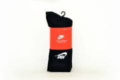 Nike Tennis Socken schwarz