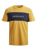 Jack & Jones Albas T-Shirt gelb