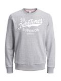 Jack & Jones Summertime Sweatshirt grau