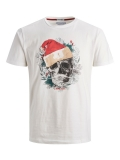 Jack & Jones Kongo T-Shirt weiß