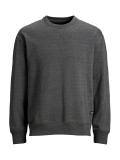 Jack & Jones Soft Sweatshirt dunkelgrau