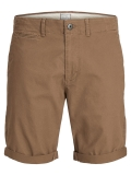 Jack & Jones Enzo Chino Short braun