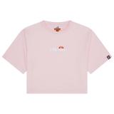 Ellesse Fireball T-Shirt rosa