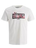 Jack & Jones Virgil T-Shirt weiß