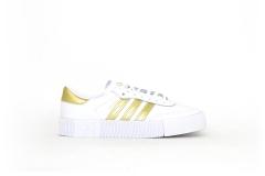 adidas Sambarose W weiß/gold