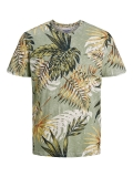 Jack & Jones Tropic T-Shirt grün