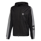 adidas Lock Up Windbreaker schwarz