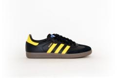adidas Samba OG schwarz/gelb