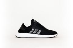 adidas Deerupt Runner schwarz/weiß