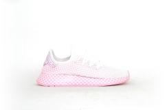 adidas Deerupt Runner W rosa/weiß