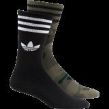 adidas Camo Crew Socken schwarz