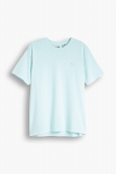 Levis HM Patch T-Shirt hellblau