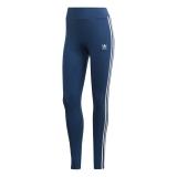 adidas 3-Stripes Leggins blau