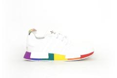 adidas NMD_R1 Pride weiß