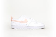 Nike WMNS Court Vision Low weiß/orange
