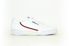adidas Continental 80 Vegan weiß/blau/rot
