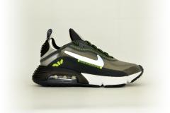 Nike air max 2090 SE schwarz / grau / grün
