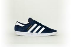 adidas Hamburg dunkelblau / weiß