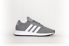 adidas swift run grau / weiß