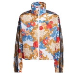 adidas Track Top floral