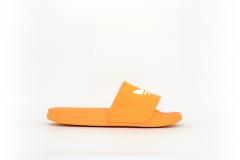 Adilette Lite orange / weiss