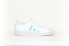 adidas Superstar W weiß/rainbow