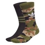adidas Camo Crew Socken