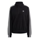 adidas fleece hz schwarz / weiß