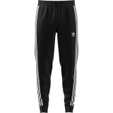 adidas 3-Stripes Jogginghose schwarz / weiß XL