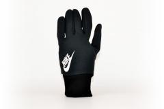 Nike club Fleece Handschuhe schwarz / weiß