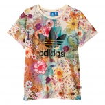 adidas Trefoil BT Multicolour T-Shirt