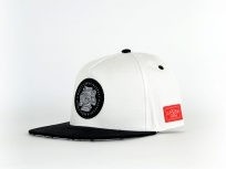 Cayler & Sons Cap Money Power weiss / schwarz