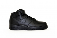 Nike Air Force 1 Mid 07 black / schwarz