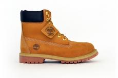 Timberland Junior Premium Boots braun / schwarz
