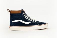 Vans Sk8-Hi MTE blau / weiß / braun