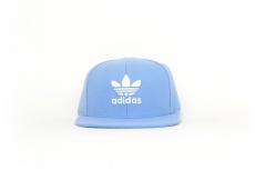 adidas snapback Cap hellblau / wildleder OS