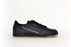adidas Continental 80 schwarz / black