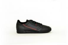 adidas continental 80 schwarz /rot / grün