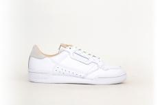 adidas continental 80 weiß / beige / gold
