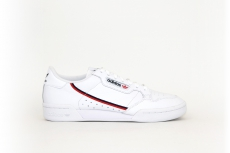 adidas Continental 80 weiss / rot