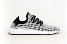 adidas Deerupt runner black / white