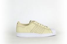 adidas Superstar 80s Woven beige / weiß
