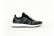 adidas Swift Run camo schwarz/grau