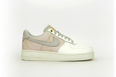 Nike Air Force 1 '07 LV8 beige / creme / gold