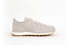 Nike Damen Internationalist creme weiß leder