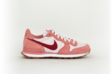 Nike Damen Internationalist weiß / rosa
