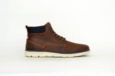 Jack &  Jones JFWTUBAR chukka dark brown