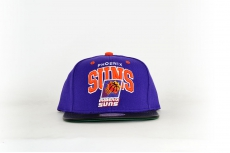 Mitchell & Ness Cap Phoenix Suns purple / black / orange